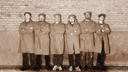 The trench coat look (c) Photo by MARTIN WEBB