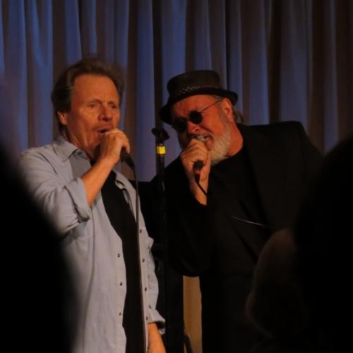 Delbert and Glen Clark