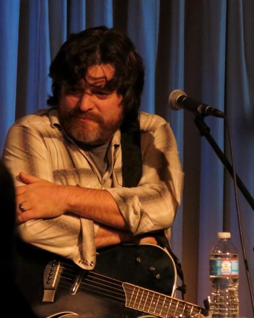 Jeff, listening to Joe telling a story