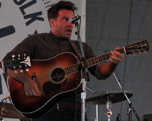 Zach from Newport Folk Festival