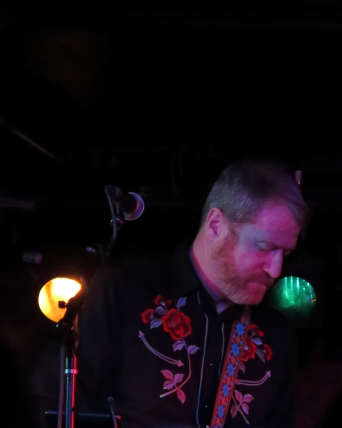 David Lowery of Cracker and Camper Van Beethoven