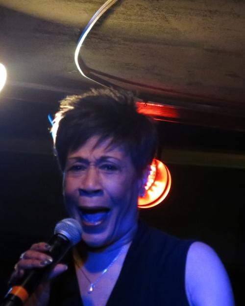 """Bettye singing """"Joy"""""""