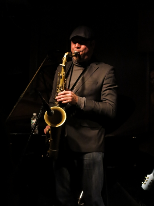 Carlos Jr. of Jazz Urbane