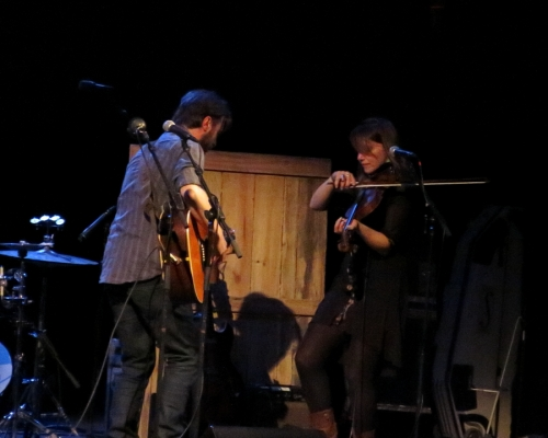 Chris Kasper and Kiley Ryan