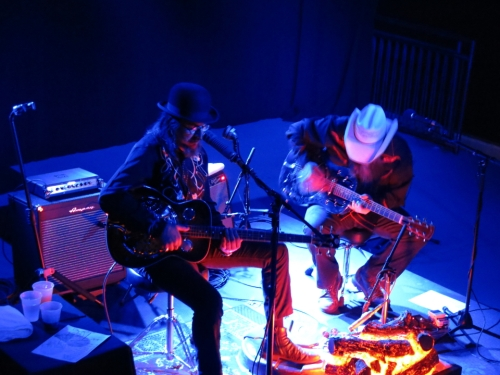 Les Claypool and Bryan Kehoe
