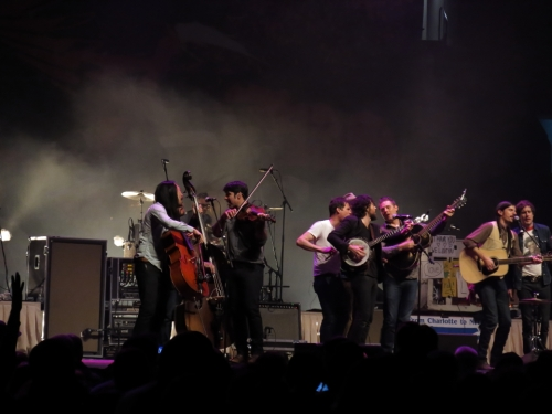 Avett Brothers and Old Crow Medicine Show