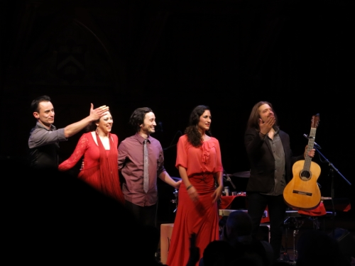 Juanito Pascual New Flamenco Trio with special guests
