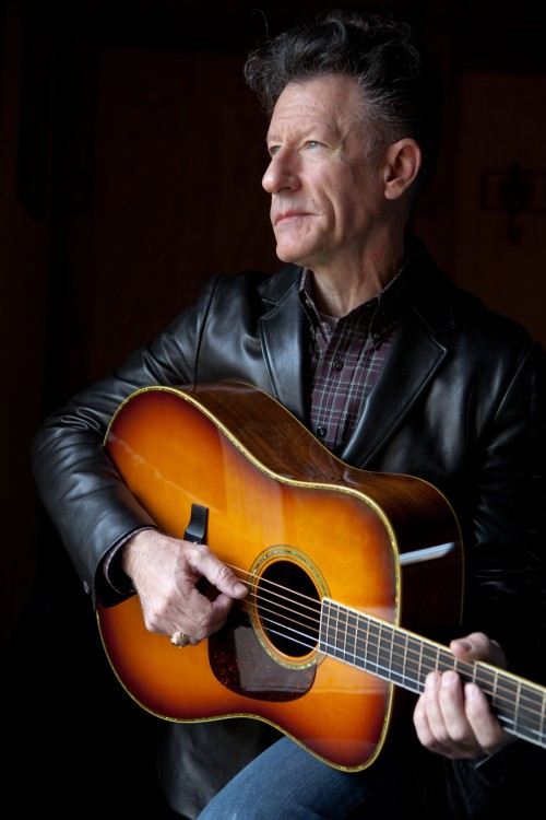 Lyle Lovett (Official Photo)