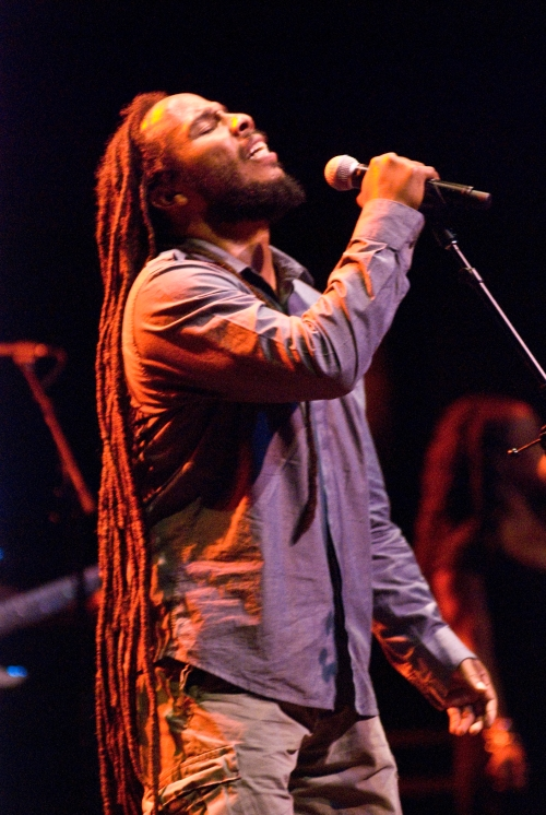 Ziggy Marley (Official Photo)