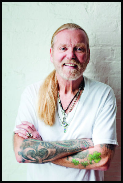Gregg Allman (Official Photo)