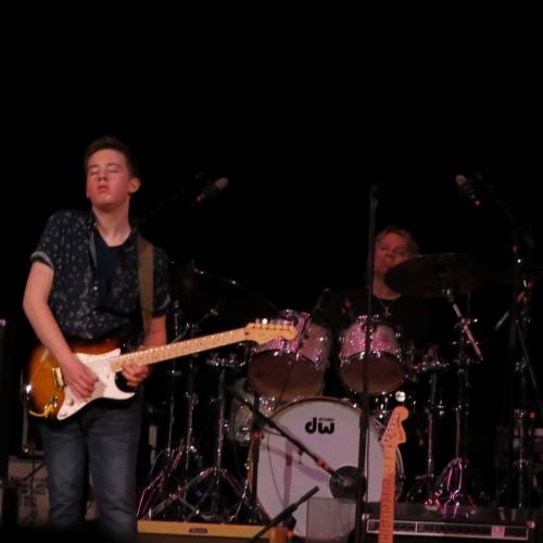 Quinn with Tom Hambridge