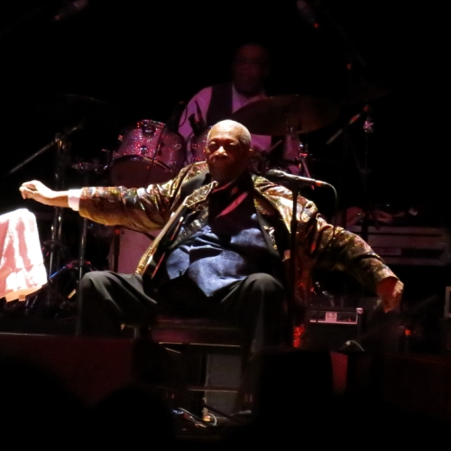 BB King - April 2014, Lynn Memorial Auditorium