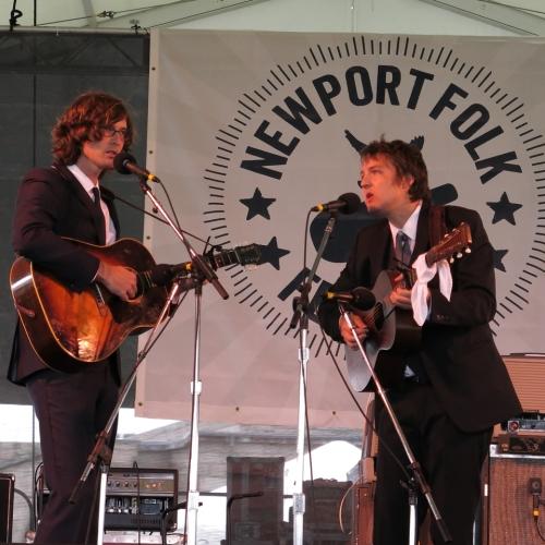 MCK at Newport Folk Festival