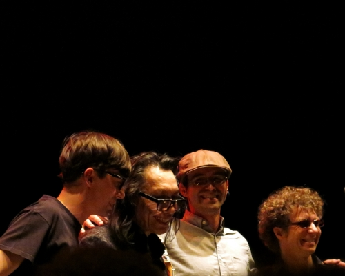 Rodriguez and Band