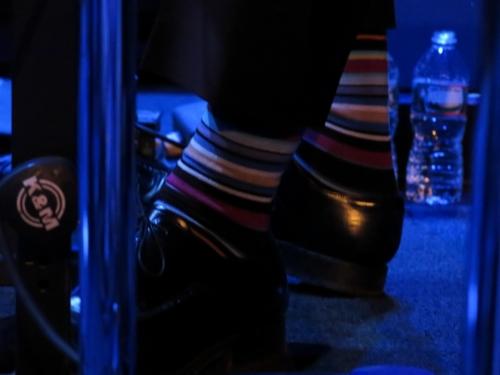 Jerry Dale's Socks
