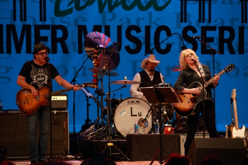 Lucinda and the Band