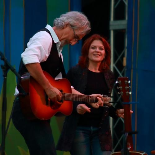 Rosanne and John