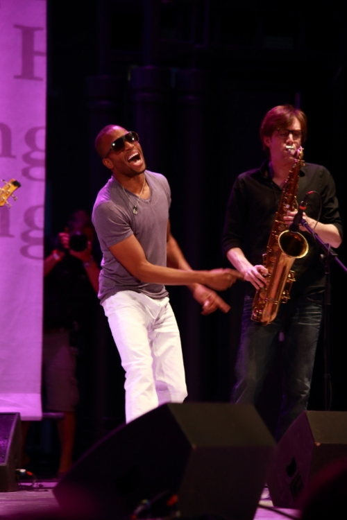 Trombone Shorty and