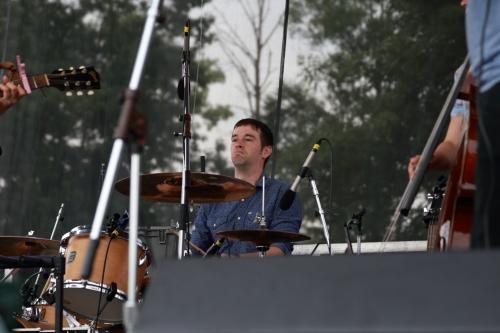 HFTRR's drummer