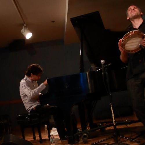 Vitor and Scott