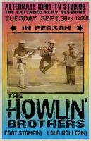 The Howlin' Brothers Official Poster