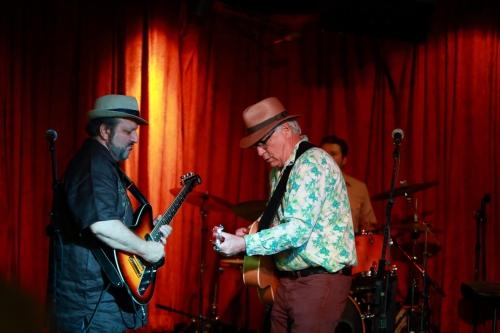 David and Mark Robinson