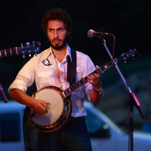 HDATZ banjo player