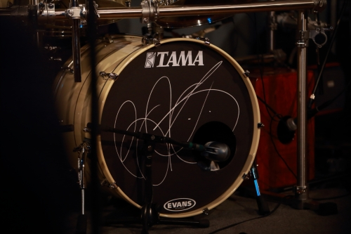 Billy's signature drum