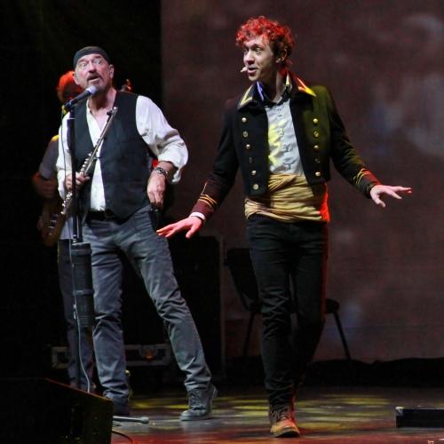 Ian and Ryan (photo by Martin Webb)