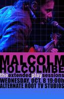 Malcolm Holcombe (Official Poster)