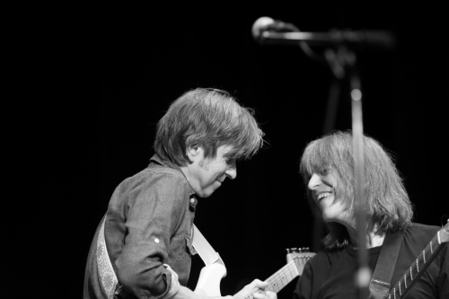 Eric Johnson and Mike Stern (The Wilbur)