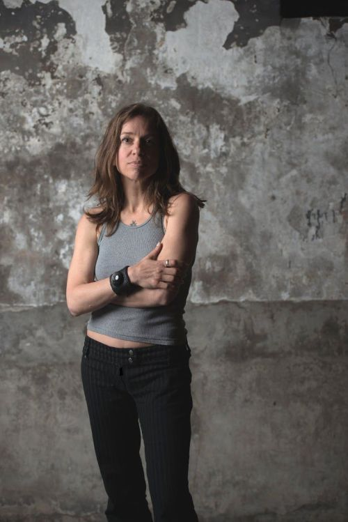 Ani DiFranco (Photo by Charles Waldorf)