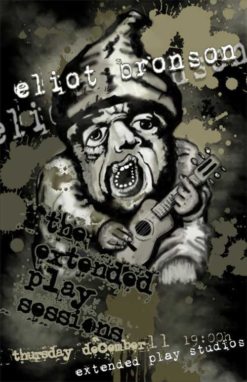 Eliot Bronson (Official Poster)