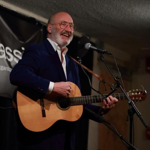 Noel Paul Stookey at Club Passim, January 11, 2015
