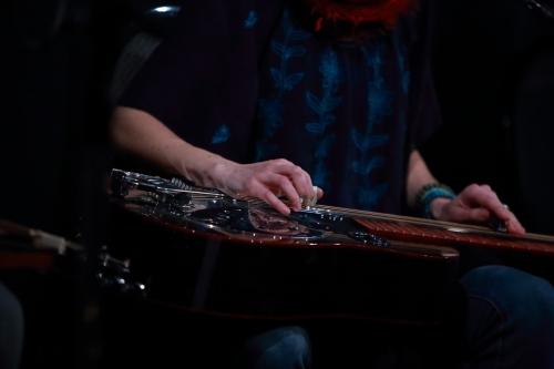 Abbie Gardner's Hands