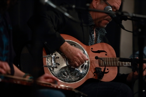 Cliff Eberhardt's Resonator Guitar