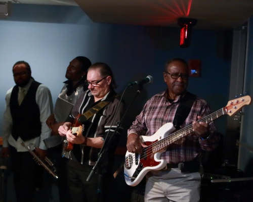 Ils Sont Partis Band (except Kevin)
