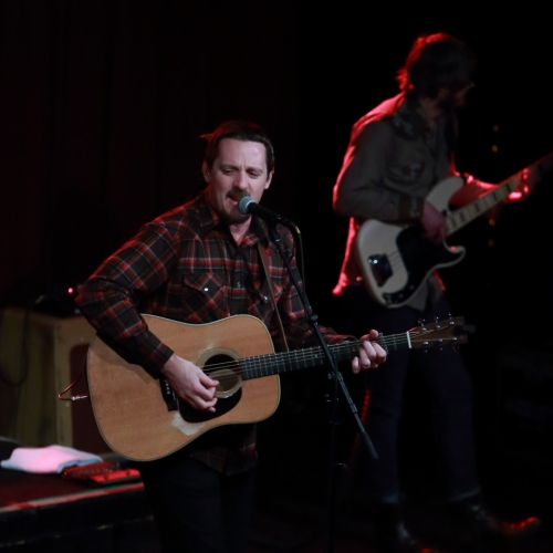 Sturgill Simpson and Kevin Black