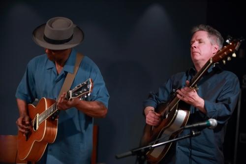 Eric Bibb and Michael Jerome Browne
