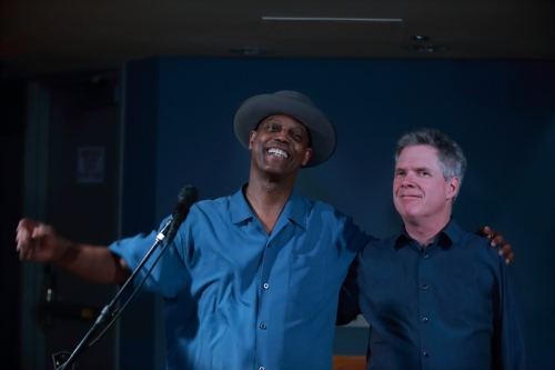 Eric Bibb and Michael Jerome Browne
