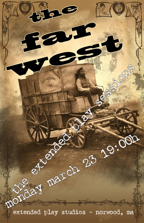 The Far West (Official Poster)