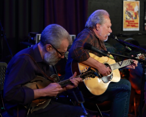 Harry Mitterhoff and Jorma Kaukonen