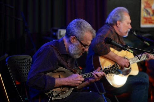 Barry Mitterhoff and Jorma Kaukonen
