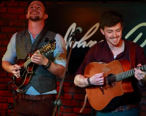 Martin and David