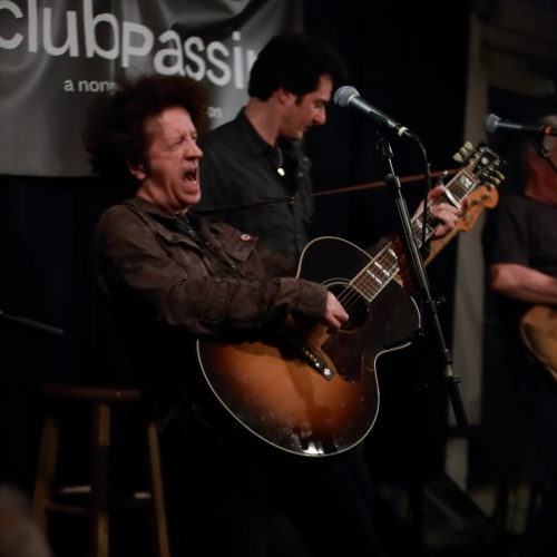 Willie Nile and Johnny 'Pi' Pisano