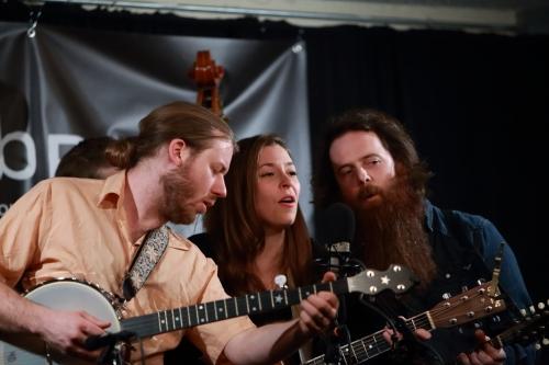 Joshua, Lindsay Lou, PJ