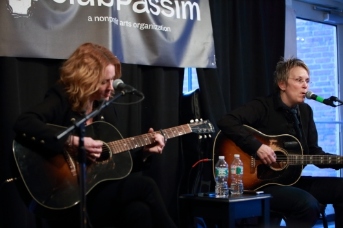 Allison Moorer and Mary Gauthier