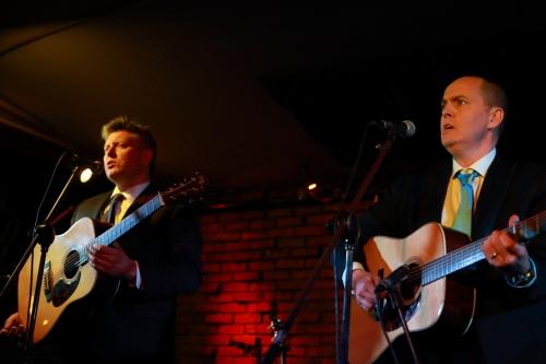 Eric Gibson and Leigh Gibson