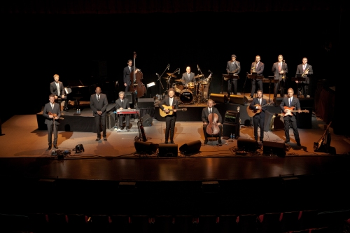 Lyle Lovett and His Large Band (Official Photo)