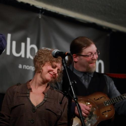 Beth Jamie Kaufman and Mark Miller of Spuyten Duyvil